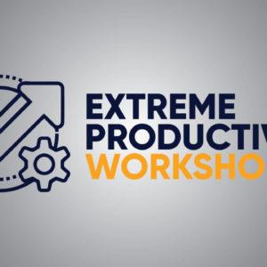 Extreme Productivity Workshop