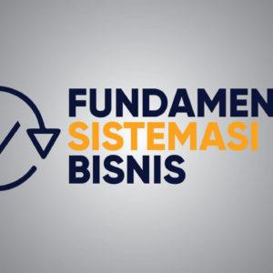 Fundamental Sistemasi Bisnis
